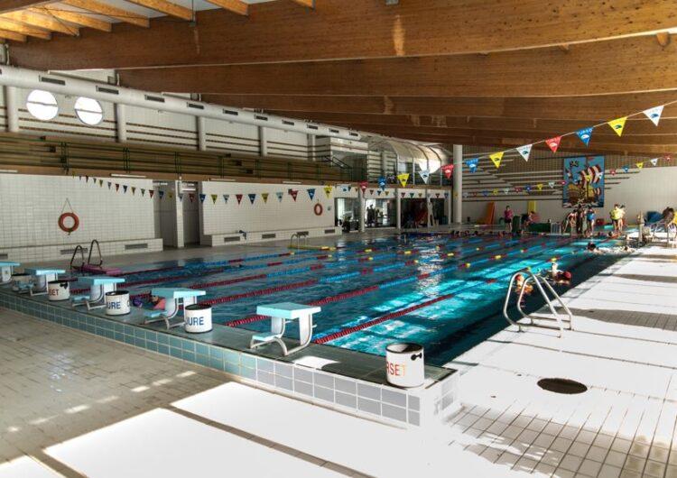 Les obres a la piscina coberta de Mollerussa permeten el bany lliure des d'aquest divendres i fins al 17 d'octubre