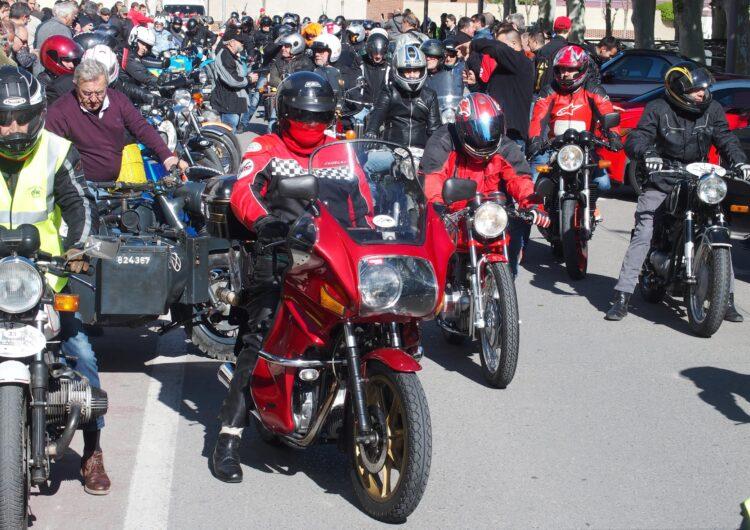 La fira Expoclàssic de Mollerussa recupera la Trobada de Motos