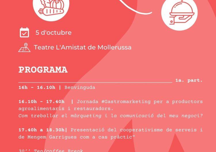 El Teatre L'Amistat acull el primer 'networking' del Pla d'Urgell que posa en contacte restauradors i productors