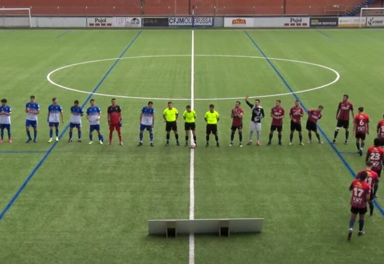 El CFJ Mollerussa comença la lliga amb bon peu