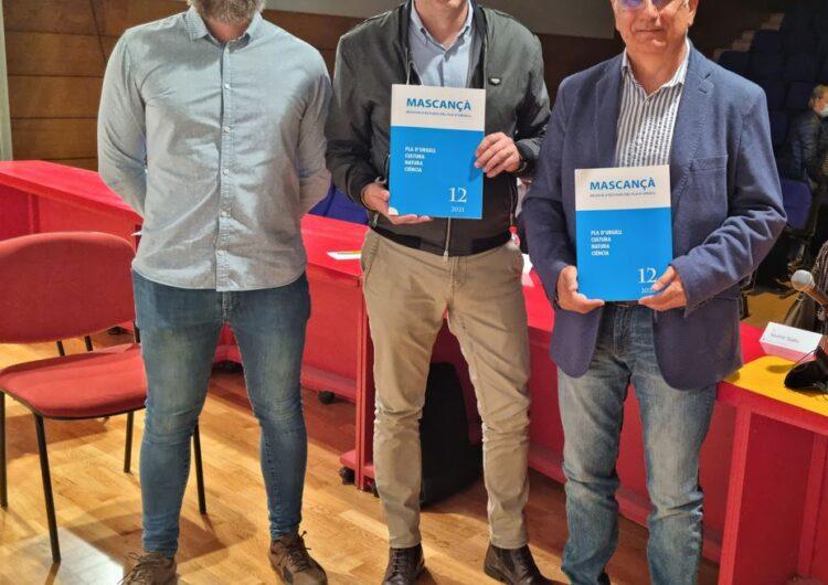 La dotzena revista científica Mascançà aborda en 12 estudis diferents àmbits de la vida al Pla d'Urgell