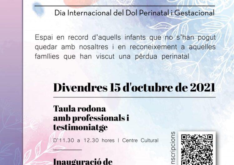 Mollerussa inaugurarà el 15 d'octubre un espai per al dol perinatal i gestacional al cementiri municipal
