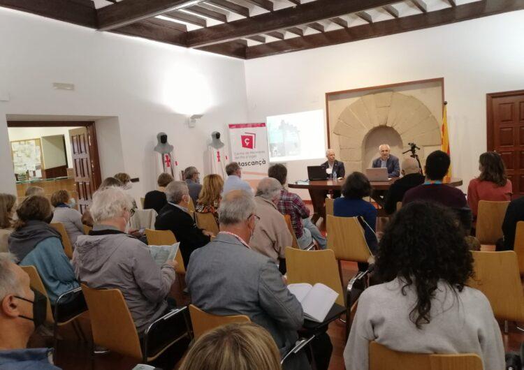 Les Jornades d'Estudis del Pla d'Urgell recuperen la presencialitat amb èxit de participació