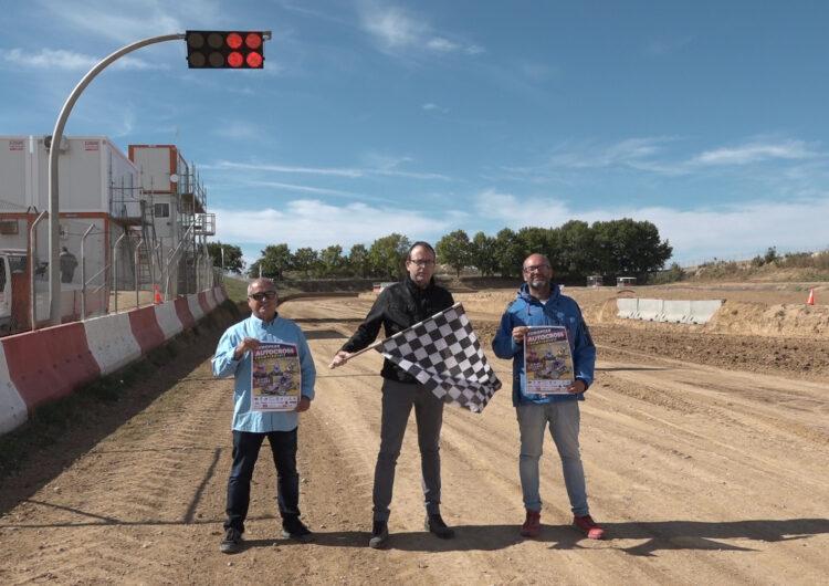 Mollerussa, seu del retorn del Campionat d'Europa d'Autocròs a Espanya després de 20 anys